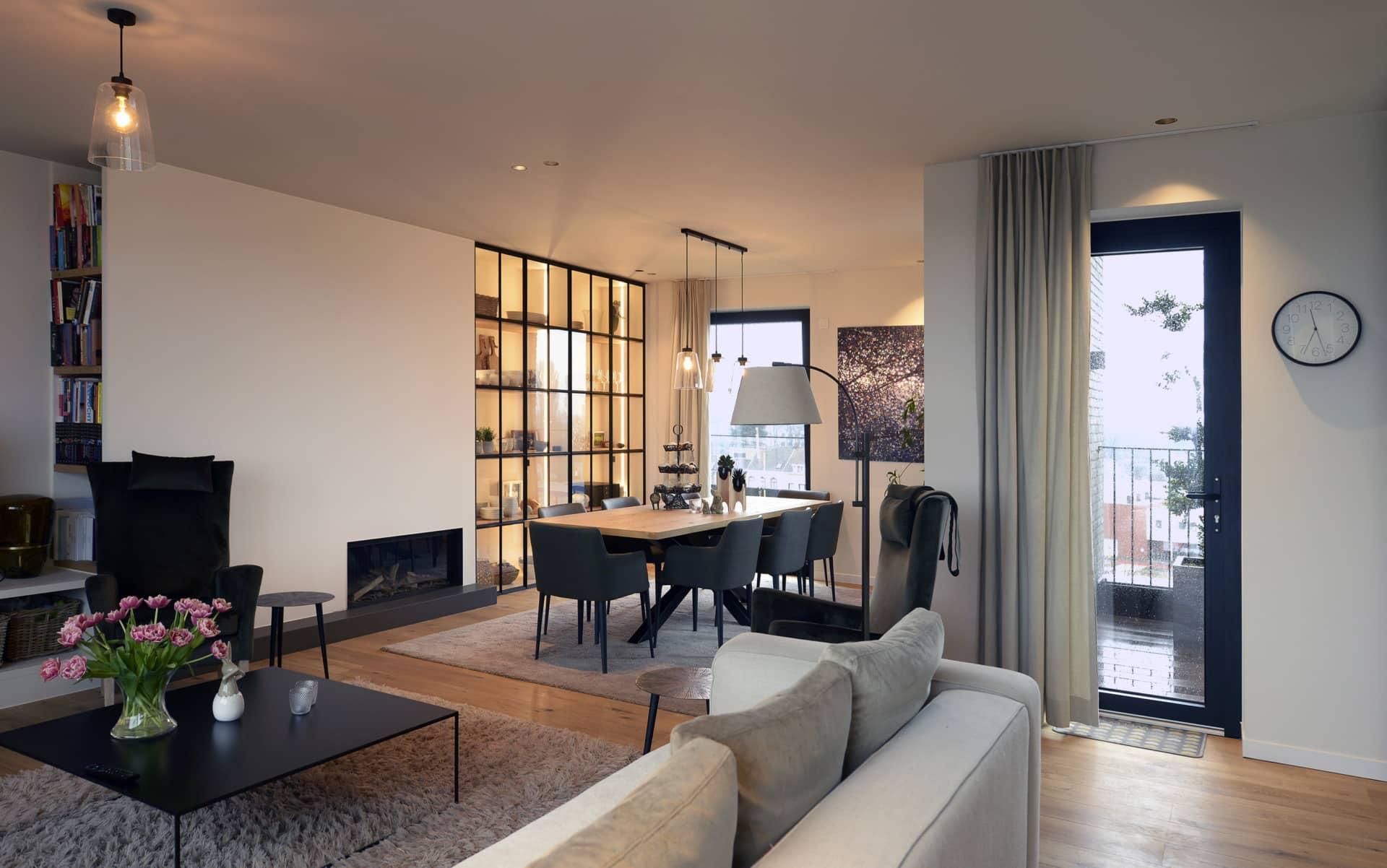 Squareview II in Zelzate - 10 appartementen en handelsruimte | Realisaties - Strak Bouw bv