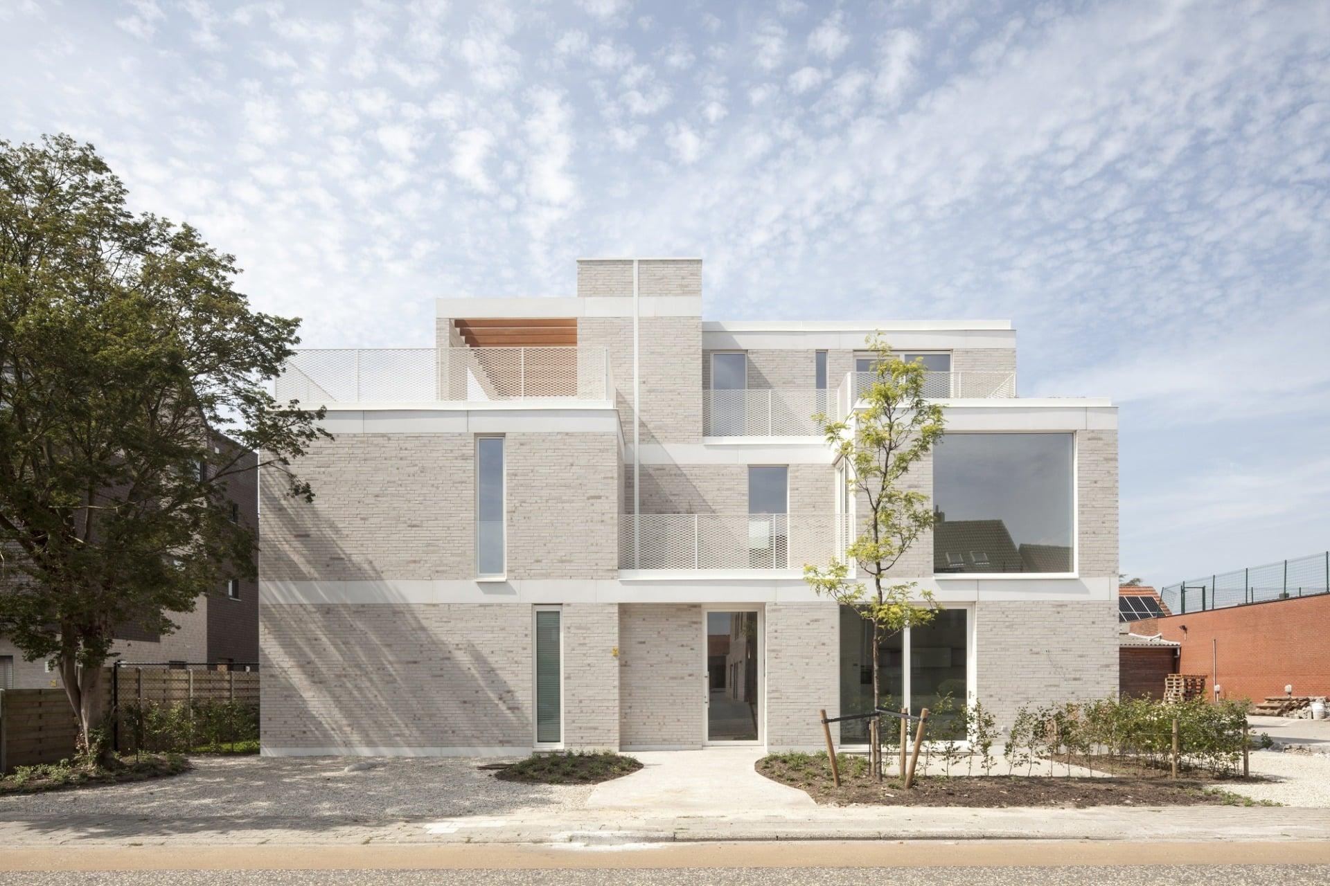 Tilia - 6 appartementen - Retie | Realisaties - Strak bouw bv
